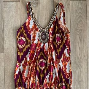 Beaded Dress Tank top